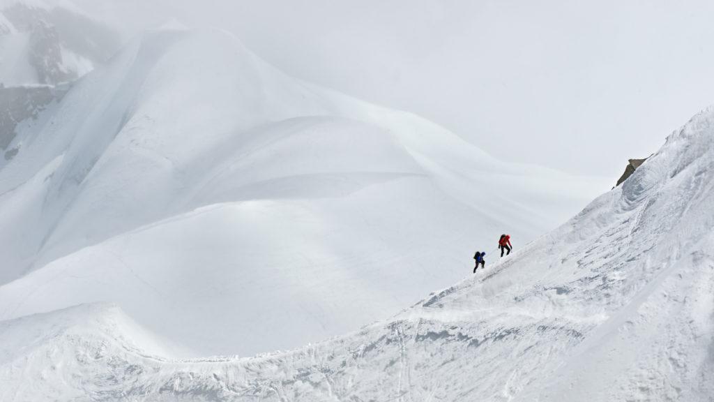 Mont-Blanc-montagne-neige
