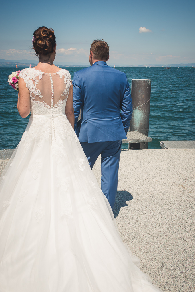 Mariage Carine & Eric-First look-Sciez