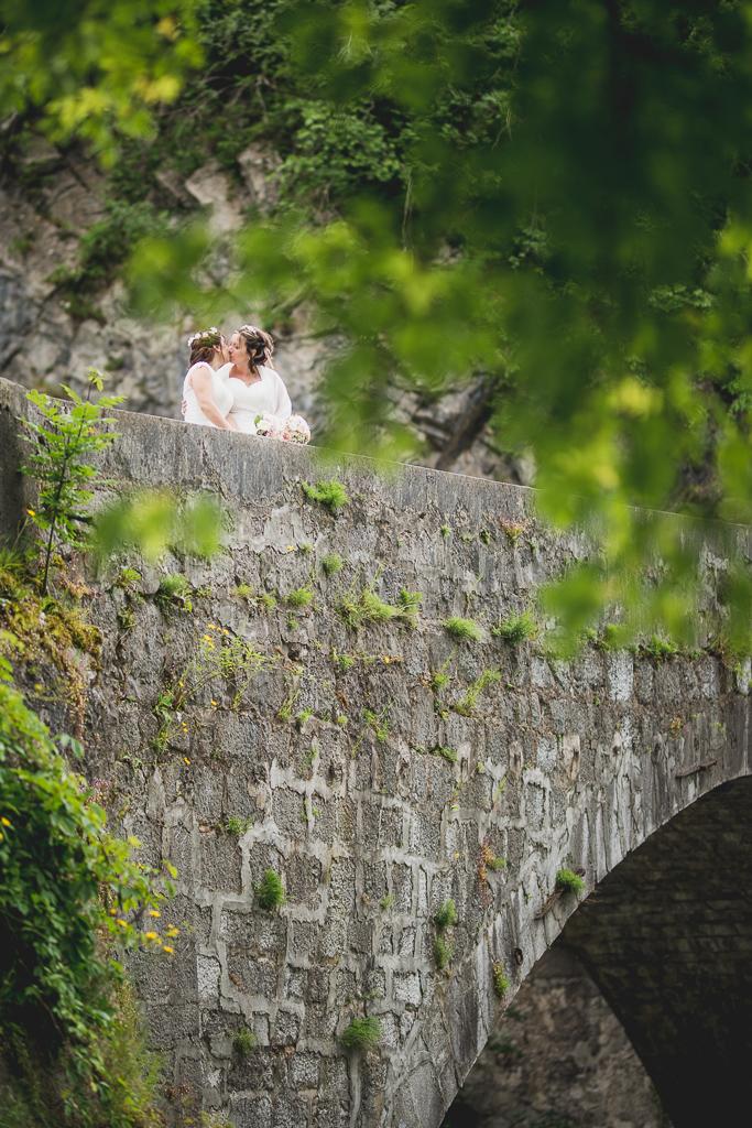 Mariage Emilie & Stephanie-Vieux Pont Saint Martin-Cluse