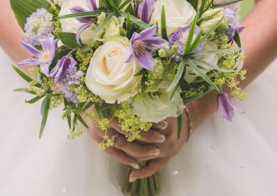 Mariage Laure & Philippe-Le bouquet