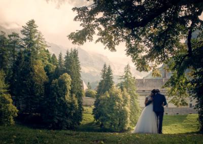 Mariage Emmanuel Amandine-Le reposoir-Mont-Saxonnex