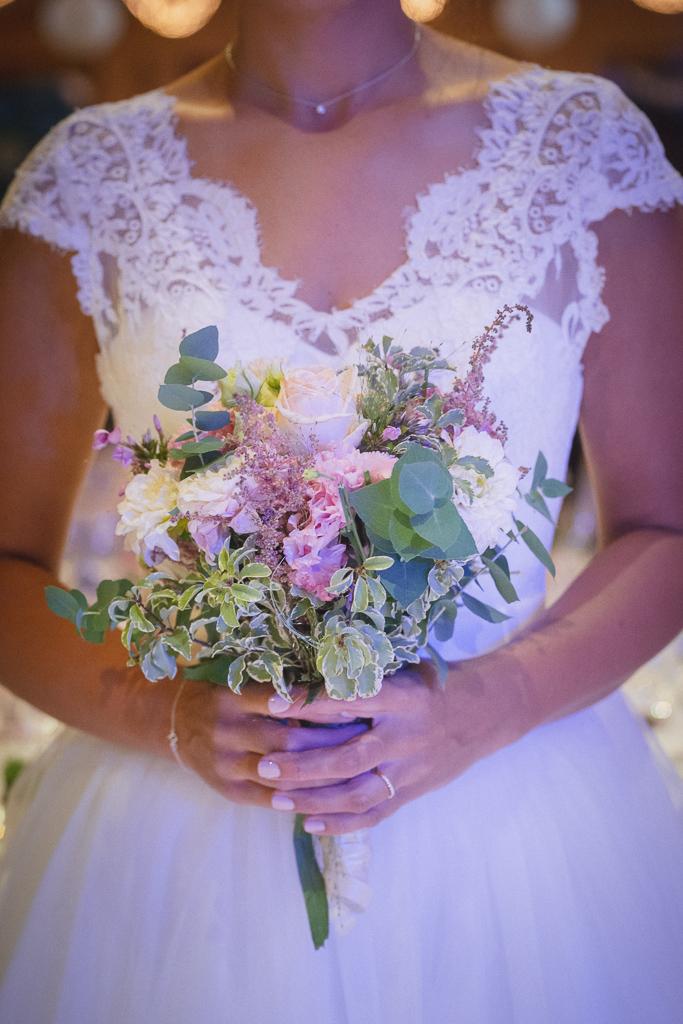 Mariage Emmanuel Amandine-Le bouquet-Bonneville